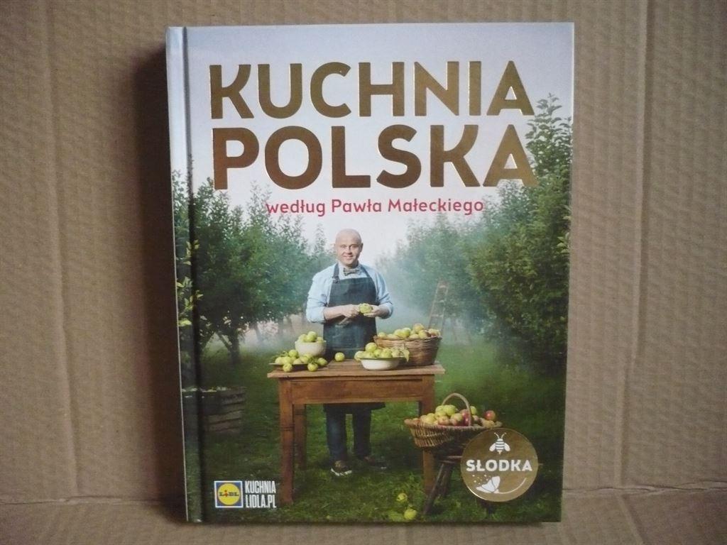 Kuchnia Polska Według Pawła Małeckiego Kuchnia Lidla Antykwariat Exlibris